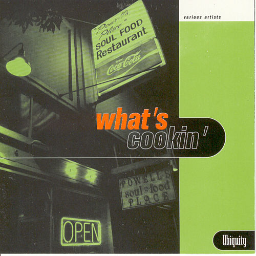 Play & Download What's Cookin' by Various Artists | Napster