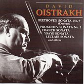 Play & Download David Oistrakh Plays Works for Violin and Piano by David Oistrakh | Napster