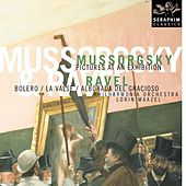Play & Download Mussorgsky: Pictures at an Exhibition/Ravel by Various Artists | Napster