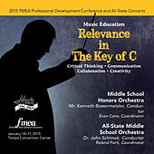 2015 Florida Music Educators Association (FMEA): Middle School Honors Orchestra & All-State Middle School Orchestra [Live] by Various Artists