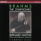 Brahms: The Symphonies by Royal Concertgebouw Orchestra