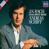 Bach, J.S.: 6 Partitas, BWV 825-830 by András Schiff