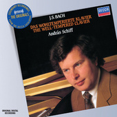 Bach, J.S.: Well-Tempered Klavier by András Schiff