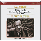 Play & Download Schubert: Piano Works 1822-1828 by Alfred Brendel | Napster