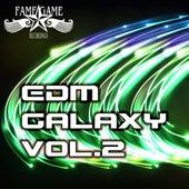 EDM Galaxy, Vol. 2 de Various Artists