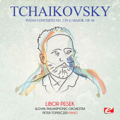 Tchaikovsky: Piano Concerto No. 2 in G Major, Op. 44 (Digitally Remastered) by Libor Pesek