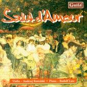 Elgar: Salut D'amour by Rudolf Lutz
