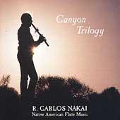 Canyon Trilogy by R. Carlos Nakai