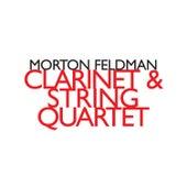 Morton Feldman: Clarinet & String Quartet by Pellegrini Quartet