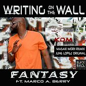 Play & Download Writing On The Wall (feat. Marco A. Berry) by Fantasy | Napster