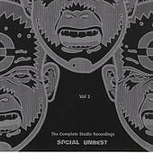 Complete Studio Recordings Vol. 2 by Social Unrest