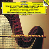 Mozart: Flute & Harp Concerto K.299; Sinfonia concertante K.297b by Various Artists