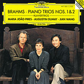 Play & Download Brahms: Piano Trio Nos.1 Op.8 & 2 Op.87 by Maria Joao Pires | Napster