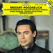 Play & Download Mozart: Piano Sonatas K.283 & K.331; Fantasia K.397 by Ivo Pogorelich | Napster