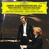 Play & Download Chopin: Piano Concerto nos. 1 & 2 by Krystian Zimerman | Napster