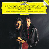 Play & Download Shostakovich: Cello Concertos Nos.1 Op.107 & 2 Op.126 by Mischa Maisky | Napster
