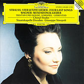 Play & Download R. Strauss: Vier letzte Lieder / Wagner: Wesendonck-Lieder by Various Artists | Napster
