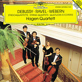 Play & Download Debussy / Ravel / Webern: String Quartets by Hagen Quartett | Napster