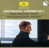 Shostakovich: Symphony No.5 / Prokofiev: Romeo And Juliet - Suite No.1 by National Symphony Orchestra Washington