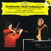 Mendelssohn / Bruch: Violin Concertos by Anne-Sophie Mutter