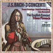 Bach, J.S.: Concertos for Solo Instruments BWV 1044, 1055 & 1060 by Various Artists