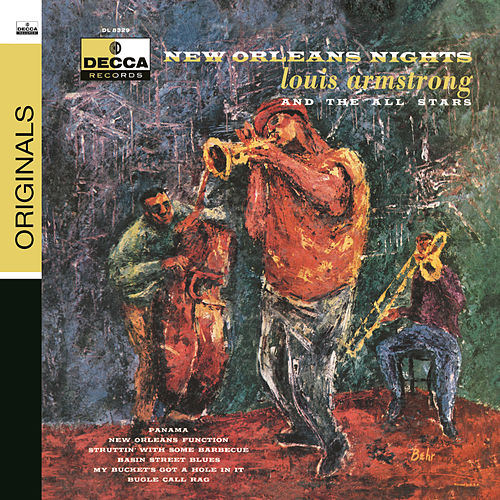 Play & Download New Orleans Nights by Louis Armstrong | Napster