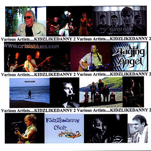 Various Artists Kidzlikedanny 2 by Various Artists