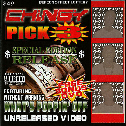 Play & Download Pick 3 by Chingy | Napster