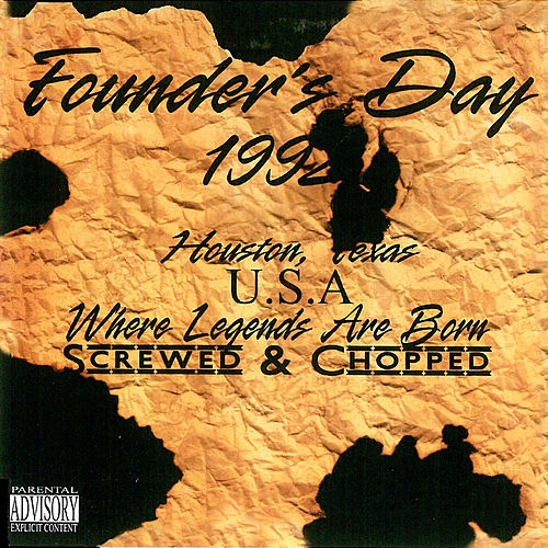 Play & Download Founder's Day 1992 by DJ Screw   Napster