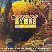 Favourtie Hymns for All Seasons by John Scott