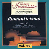 Clásicos Inolvidables Vol. 22, Romanticismo by Various Artists