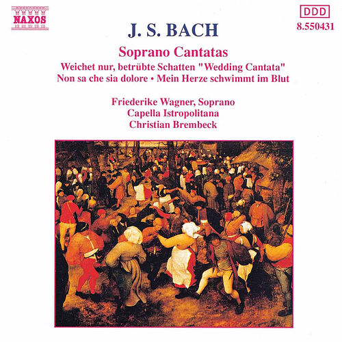Play & Download Soprano Cantatas by Johann Sebastian Bach | Napster