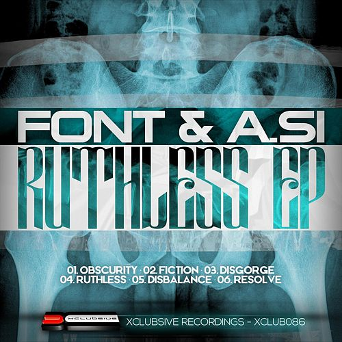 Ruthless EP by La Font