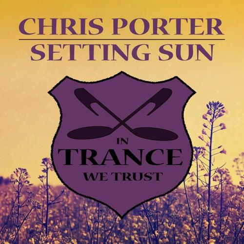 Setting Sun by Chris Porter
