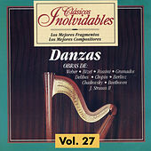 Play & Download Clásicos Inolvidables Vol. 27, Danzas by Various Artists | Napster