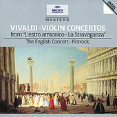 Vivaldi: L'Estro Armonico op.3 by Various Artists