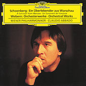 Schoenberg: A Survivor from Warsaw op.46 / Webern: Orchestral Works by Various Artists