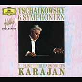 Play & Download Tchaikovsky: 6 Symphonies by Berliner Philharmoniker | Napster