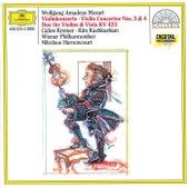 Play & Download Mozart: Violin Concertos Nos. 3 & 4; Duo for Violin and Viola KV 423 by Gidon Kremer | Napster