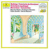 Play & Download Rodrigo: Concierto de Aranjuez; Concierto madrigal / Bacarisse: Concertino by Narciso Yepes | Napster