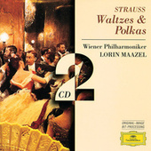 Play & Download Strauss, Johann & Josef:: Waltzes & Polkas by Various Artists | Napster