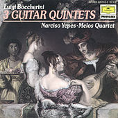 Play & Download Boccherini: 3 Guitar Quintets by Narciso Yepes | Napster