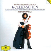 Play & Download Bach, J.S.: 6 Suites for Solo Cello by Mischa Maisky | Napster