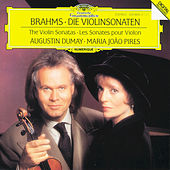 Play & Download Brahms: Sonatas for Violin and Piano by Augustin Dumay | Napster