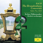 Play & Download Bach, J.S.: The Brandenburg Concertos; Suites Nos.2 & 3 by Various Artists | Napster