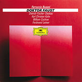 Busoni: Doktor Faust by Various Artists