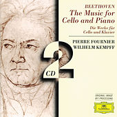 Beethoven: The Music for Cello and Piano by Pierre Fournier