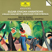 Elgar: Enigma Variations; Cello Concerto; Serenade For Strings by Various Artists
