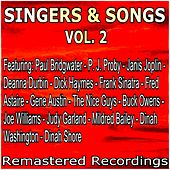 Singers & Songs, Vol. 2 by Various Artists