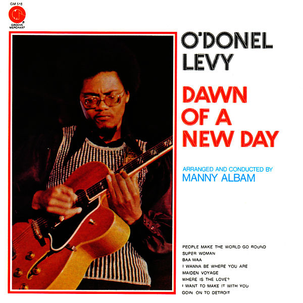 O'Donel Levy - Time Has Changed